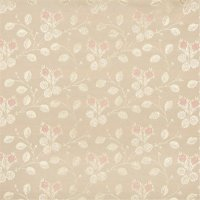 Designer Fabrics D145 54 in. Wide Gold, Pink And White, Floral Brocade Upholstery Fabric