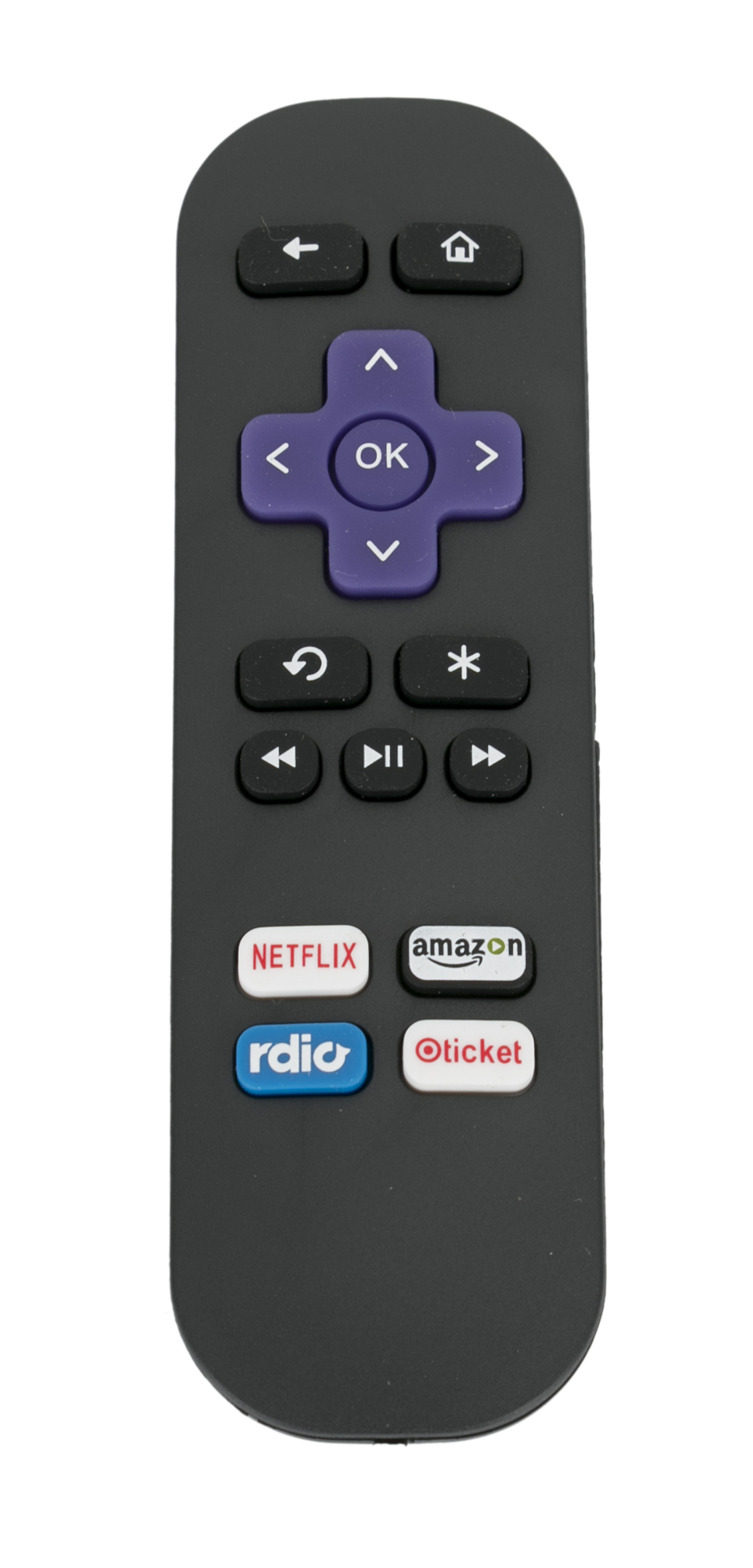 Roku Box: New Remote Control Compatible With Roku 1 Roku 2 Roku 3