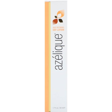 Azelaic Acid Cream - Azelique  Age Refining Day Lotion  with Azelaic Acid  Hydrating and Cruelty-Free  No Parabens  No Sulfates  1 7 fl oz  50 ml