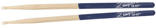 5B Nylon Purple Dip Drumsticks by Zildjian