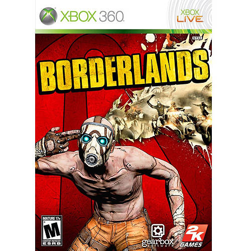Borderlands - Xbox 360 Pre-Owned