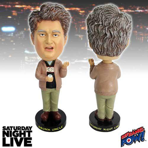 "Saturday Night Live ""Drunk Uncle"" Bobble Head"