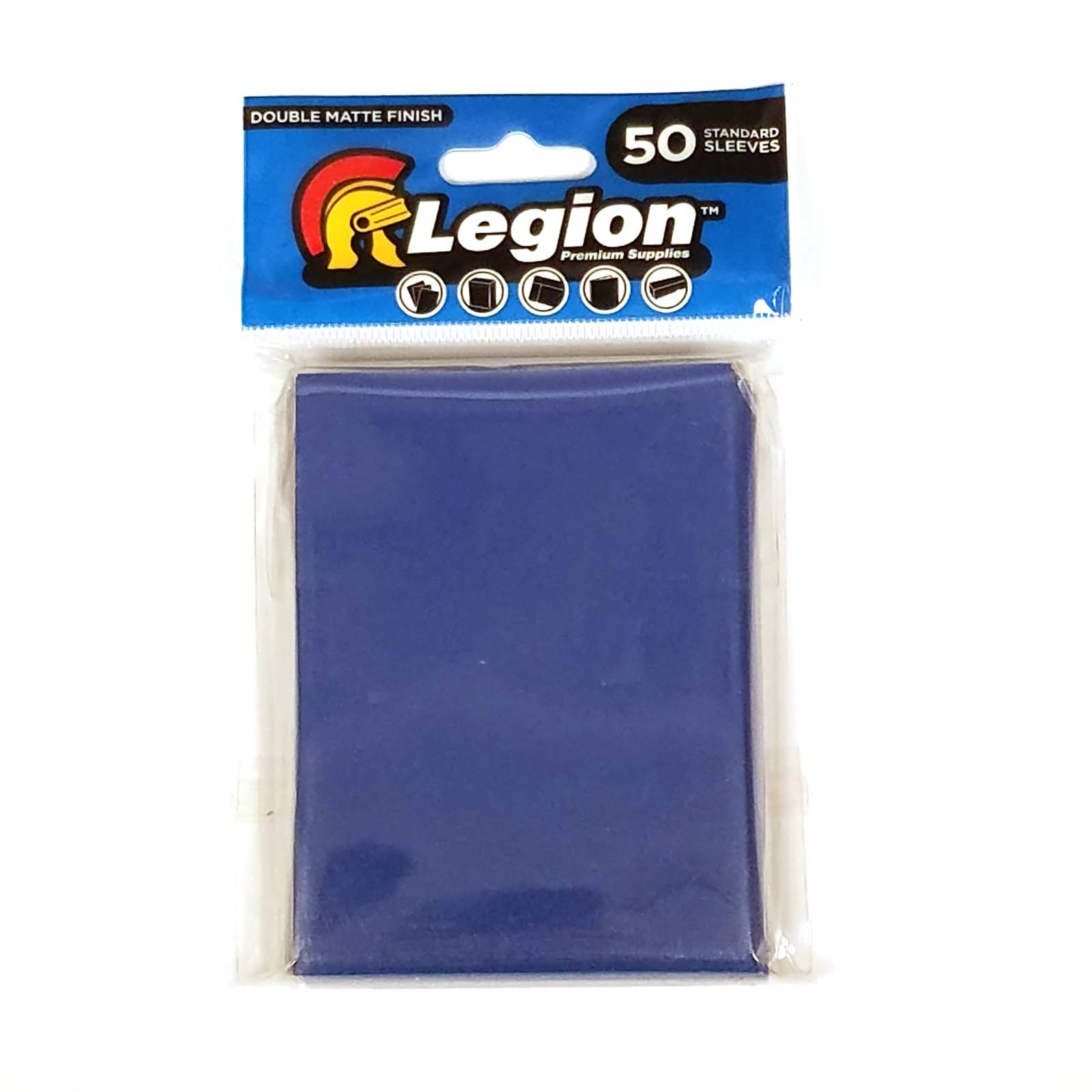 50 Legion Stand By Card Sleeves with Matte Finish