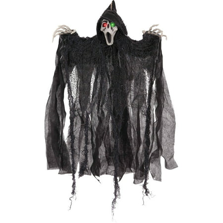 Hanging Ghoul 20in Halloween Decoration