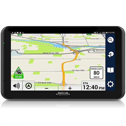 Refurbished Magellan RM7732SGLUC RoadMate 7732T-LM (US, Canada & Puerto Rico) 7 Inch Portable GPS Navigator (Factory Serviced) w/ Lifetime Map & Traffic Updates