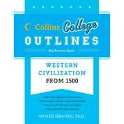 Western Civilization from 1500 - eBook