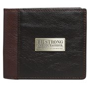 Wallet Bi-Fold - Brown Courage Wallet Bi-Fold - Brown Courage (Other)