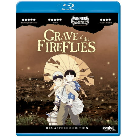 Grave of the Fireflies (Blu-ray)
