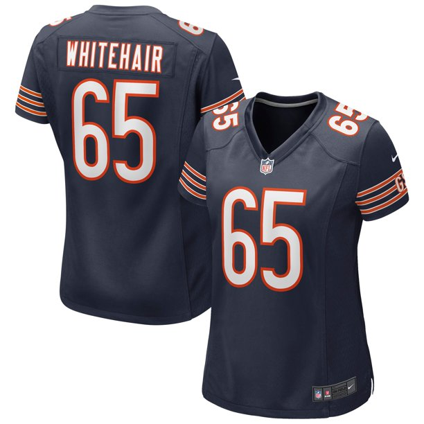 Cody Whitehair Chicago Bears Nike Women's Game Jersey - Navy