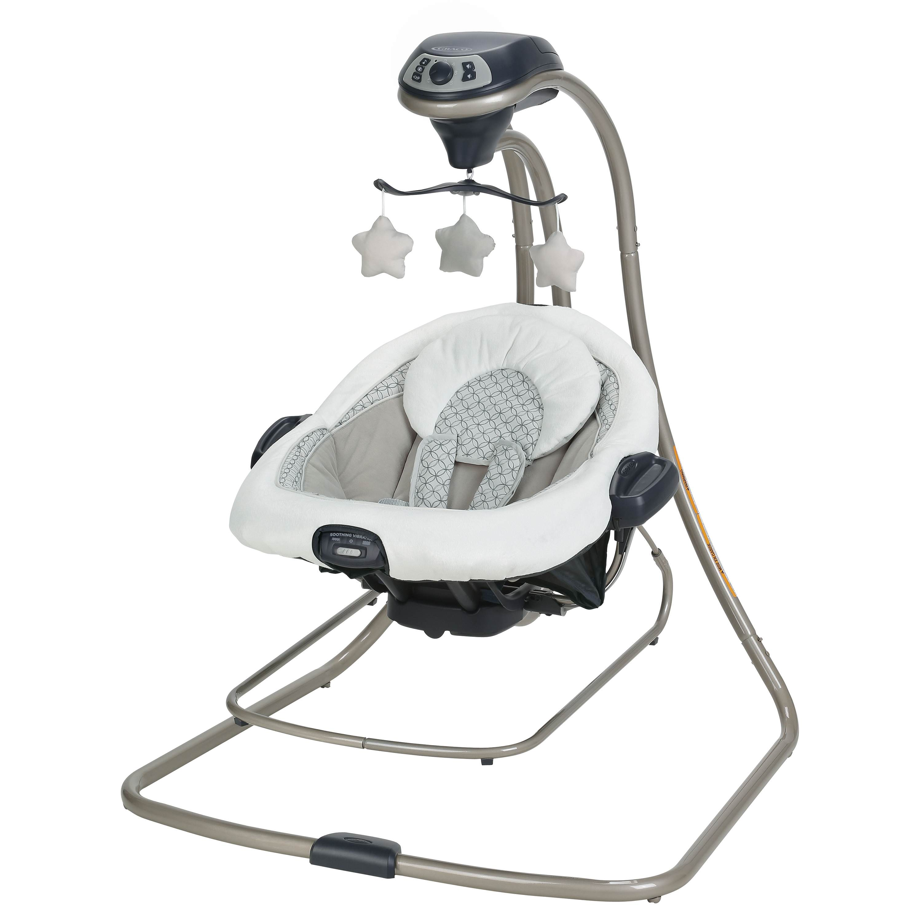 Graco Duet Connect LX Swing and Bouncer, McKinley by Graco