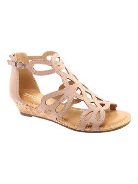 16be84f98847 Product Image Women s Portland Boot Company Charlotte Wedge Sandal