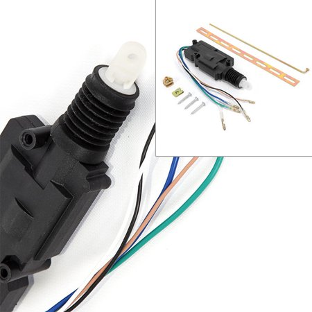 Power Door Lock Replacement Actuator Kit 5 Wire Heavy Duty