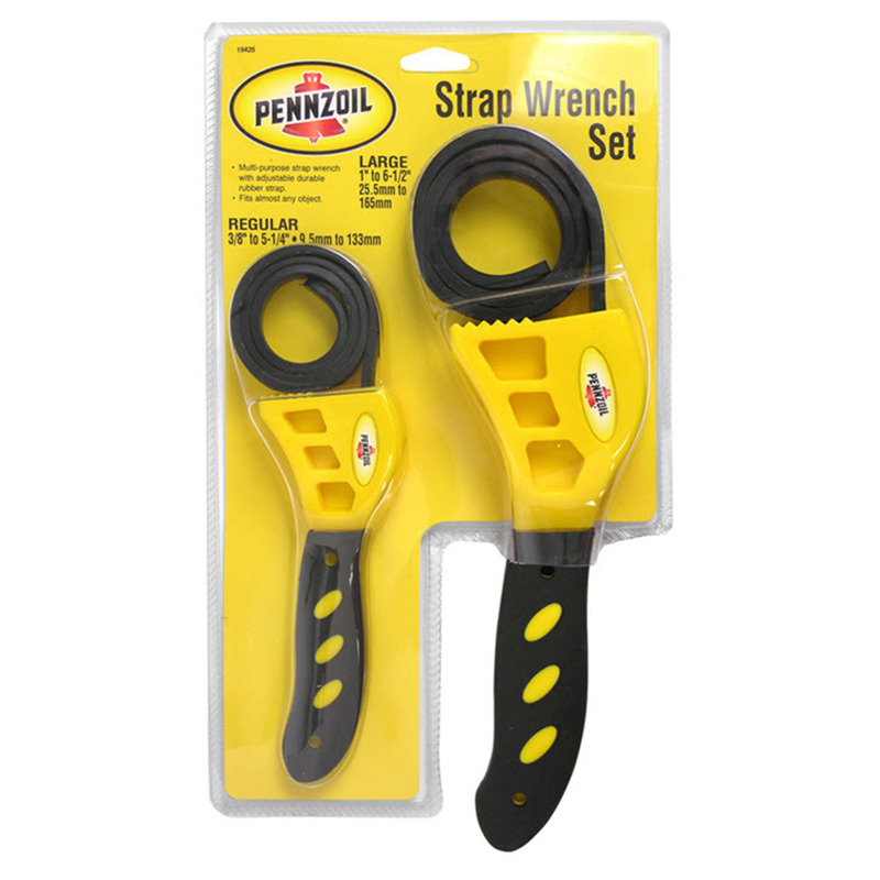 Pennzoil 19425 Oil Filter Wrench, Rubber