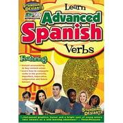 Advanced Spanish-Verbs by CEREBELLUM CORPORATION