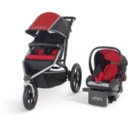 Urbini Avi Travel System-red