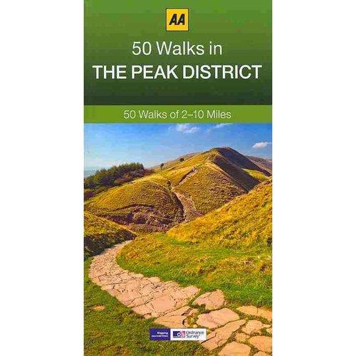 50 Walks in the Peak District: 50 Walks of 2-10 Miles