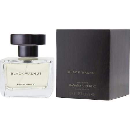 MEN EDT SPRAY 3.4 OZ (NEW PACKAGING) BANANA REPUBLIC BLACK