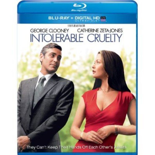 Intolerable Cruelty (Blu-ray + Digital HD) (With INSTAWATCH) (Widescreen)