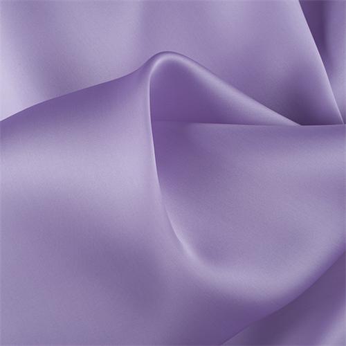 Lavender Silk Satin Organza, Fabric By the Yard