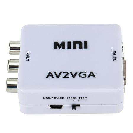 Set-top Box Video To Monitor Conversion Line Monitor Turn Vga Display - image 4 of 7
