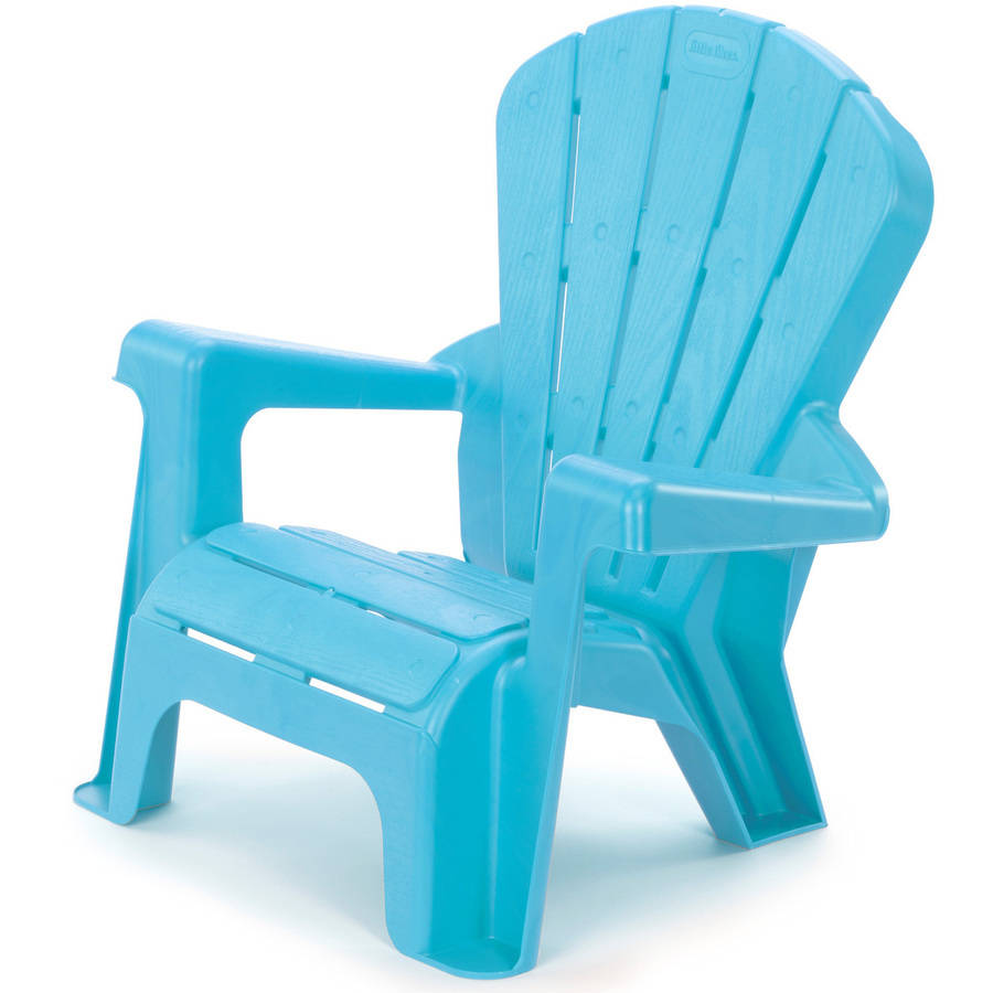 kids outdoor chair boys child patio garden beach adirondack backyard furniture - Little Tikes Garden Chair