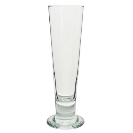 10 Strawberry Street Rostock Footed Pilsner Glass, Set of 6