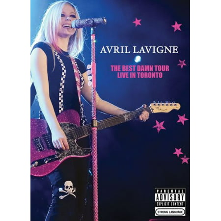 Avril Lavigne: The Best Damn Tour: Live in
