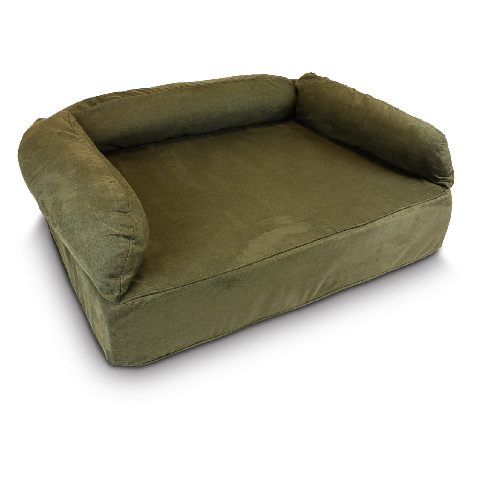 Snoozer Luxury Dog Sofa with Memory Foam