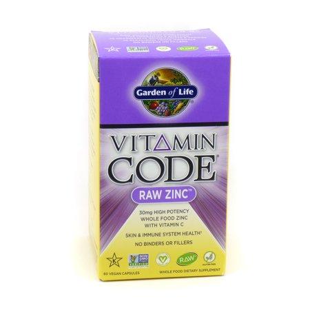 658010116527 Upc Vutamin Code Raw Zinc Upc Lookup