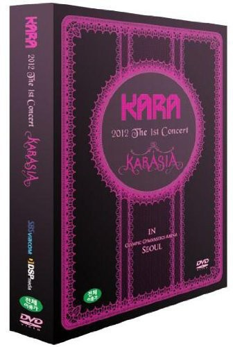 2012 the 1st Concert Karasia in Seoul Live by