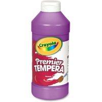 Crayola Premier Tempera Paint, 16 Oz