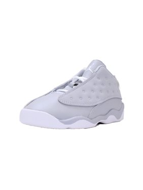 447a79aa33ff2d Product Image Kids Air Jordan 13 XIII Retro TD Wolf Grey White Deadly Pink  684802-01