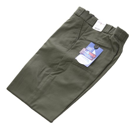 FLYING CROSS Women's UNHEMMED Fechheimer Uniform Pants #49425WTCP Olive (Best Travel Pants For Flying)