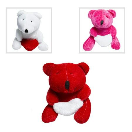 Valentine's Day Plush Bear (Pusheen Valentines Day)