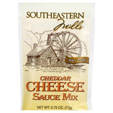 Southeastern Mills Cheddar Cheese Sauce Mix, 2.75 oz