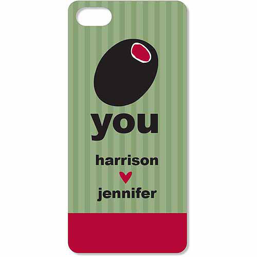 Personalized Olive You iPhone 5 Case