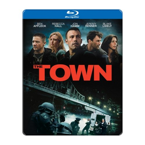 The Town (Blu-ray) (Steelbook Packaging) (Widescreen)