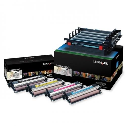 Lexmark Black and Color Imaging Kit - image 1 de 1