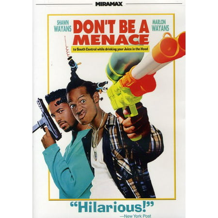 Don't Be a Menace to South Central While Drinking (