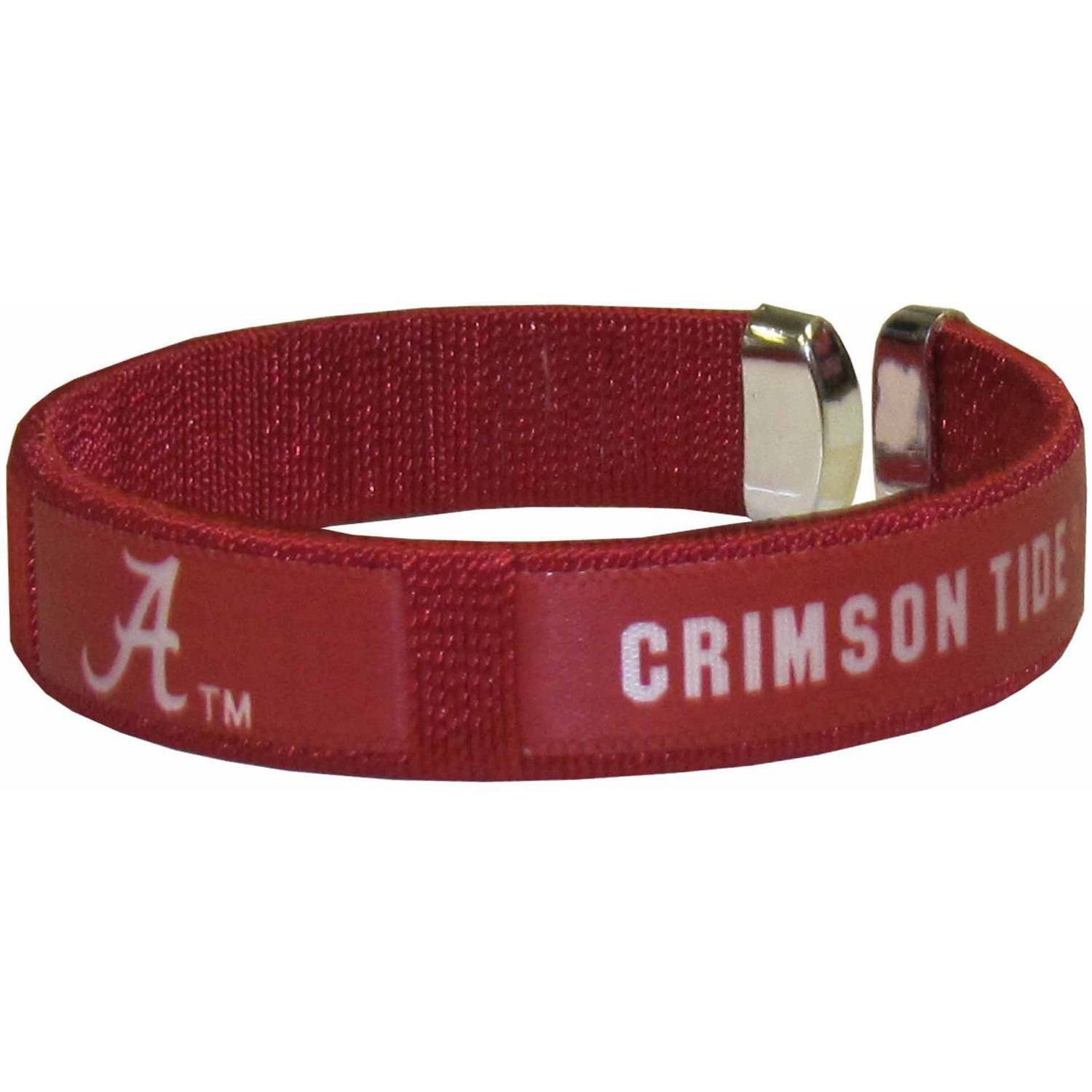 NCAA Alabama Fan Band Bracelet