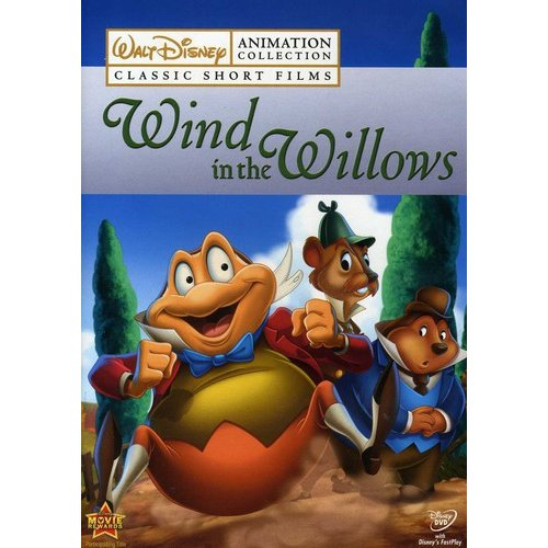 DISNEY ANIMATION COLLECTION-V05-WIND IN THE WILLOWS (DVD)