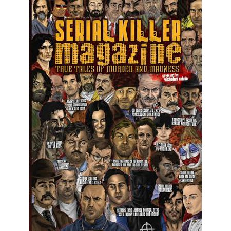 Serial Killer Magazine Issue 8