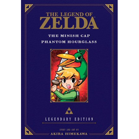 The Legend of Zelda: The Minish Cap / Phantom Hourglass -Legendary