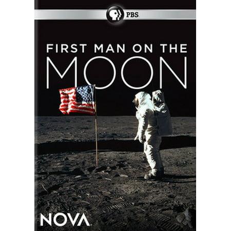 Nova: First Man on the Moon (DVD)](Documentary On Halloween)