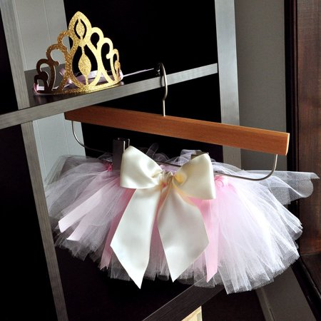 Baby Tutu And Princess Crown Combo Pink Gold 1st Birthday Outfit Smash Cake