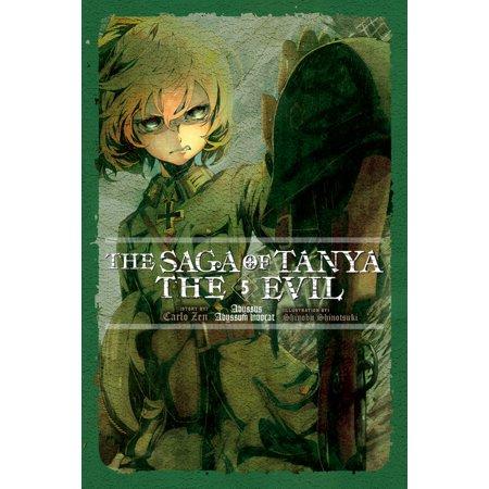The Saga of Tanya the Evil, Vol. 5 (light novel) : Abyssus Abyssum (Saga Of Tanya The Evil Light Novel)