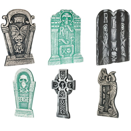 Loftus Graveyard Halloween Decor 6pc 21