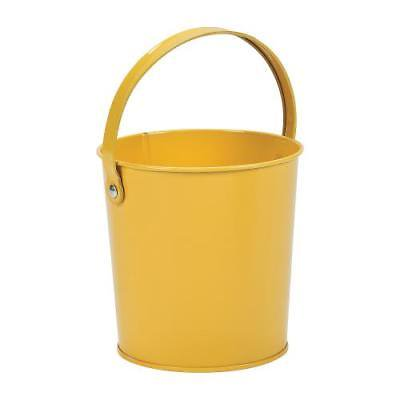 IN-13675884 Solid Color Pails - Yellow 6 Piece(s)