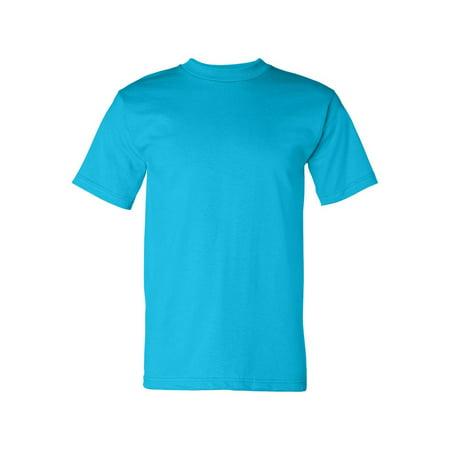 69c8a260b94 Bayside - Bayside T-Shirts USA-Made Short Sleeve T-Shirt 5100 - Walmart.com