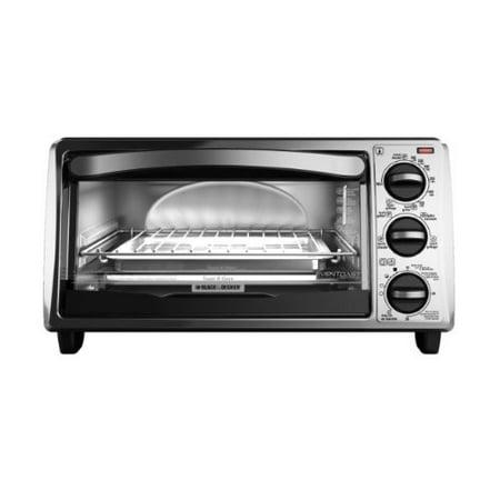 Black & Decker TO1313SBD 4-Slice Toaster Oven (Best Black & Decker Bakers)